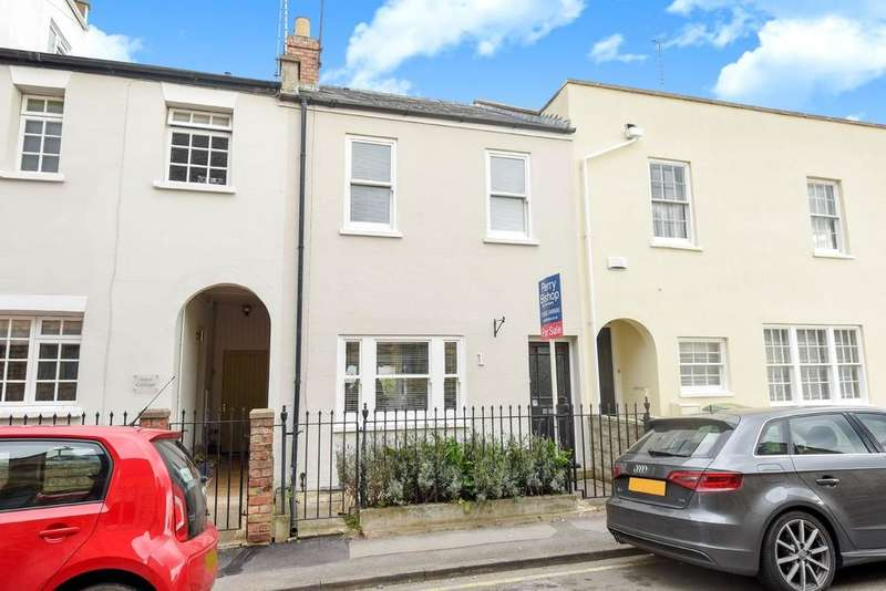 3 Bedrooms Town House for sale in Leckhampton, Cheltenham