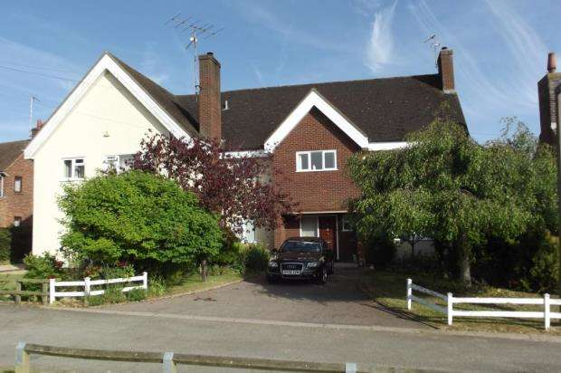 3 Bedrooms Semi Detached House for rent in Church Green, Milton Ernest