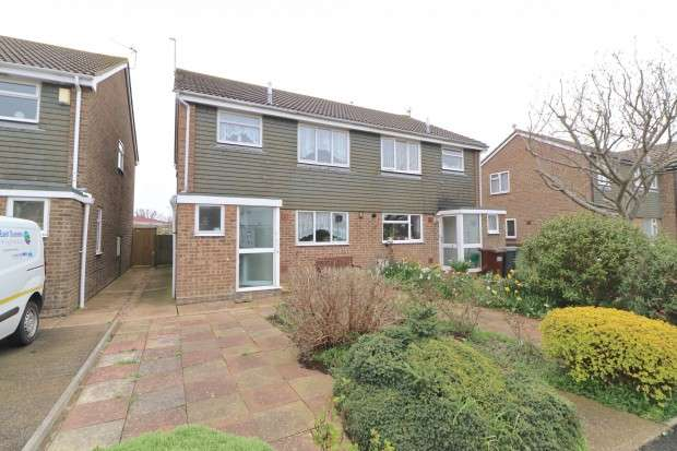 3 Bedrooms Semi Detached House for sale in Aylesbury Avenue, Eastbourne, BN23