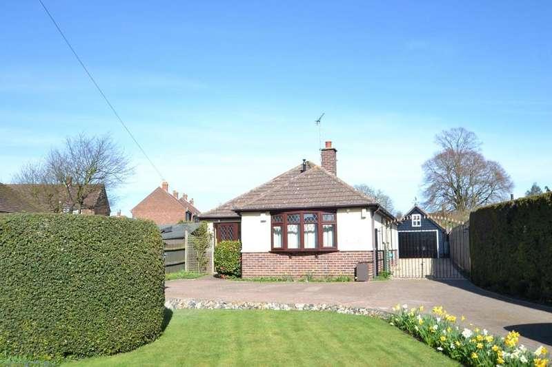2 Bedrooms Detached Bungalow for sale in Norwich Road, Ipswich, IP1 6JS