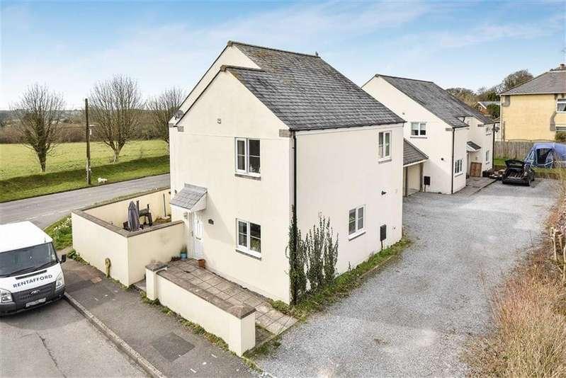 4 Bedrooms Detached House for sale in St Maryhaye, Tavistock, Devon
