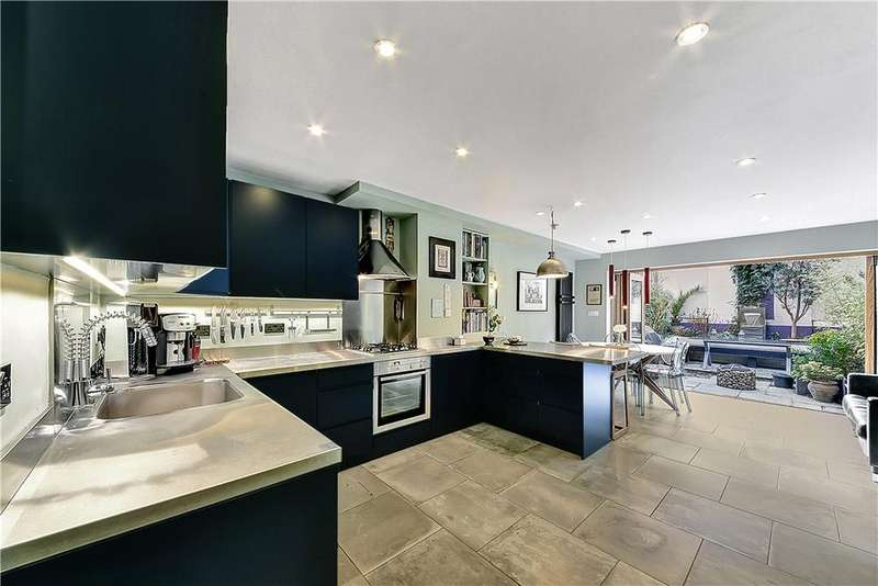 3 Bedrooms House for sale in Mile End Road, Aldgate, London, E1
