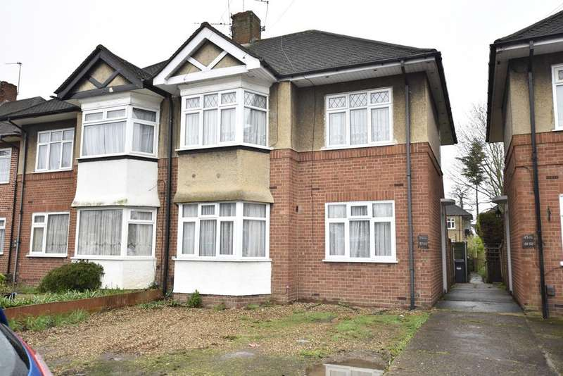 2 Bedrooms Flat for sale in Marlborough Road, Feltham