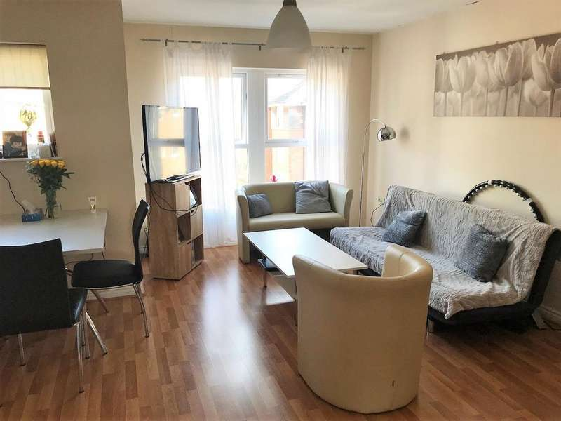 2 Bedrooms Apartment Flat for sale in Florey Court, Celsus Grove, Swindon SN1