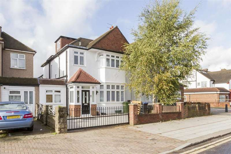 4 Bedrooms Semi Detached House for sale in Chamberlayne Road, Kensal Rise, London