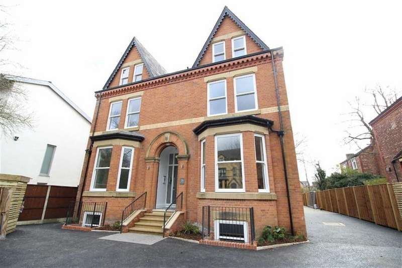 2 Bedrooms Apartment Flat for sale in 26 Demesne Road, Whalley Range
