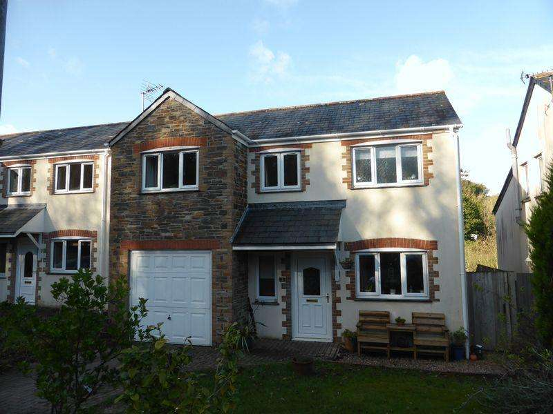 3 Bedrooms Detached House for sale in Old Orchard, Lostwithiel