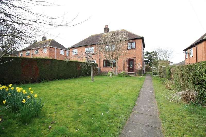 3 Bedrooms Semi Detached House for sale in Bley Avenue, East Leake