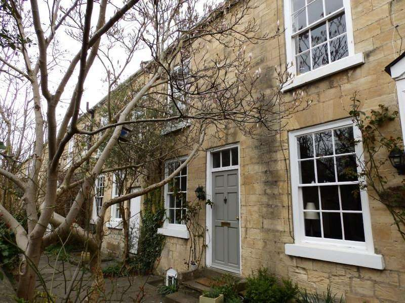 2 Bedrooms Cottage House for rent in SPA LANE, BOSTON SPA, WETHERBY, LS23 6AG