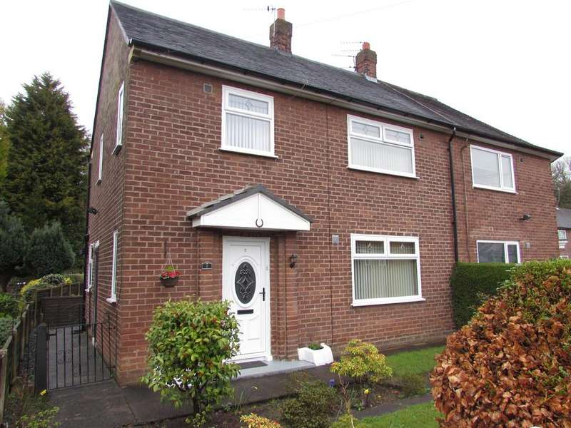 3 Bedrooms End Of Terrace House for sale in Hatchett Road, Manchester, M22