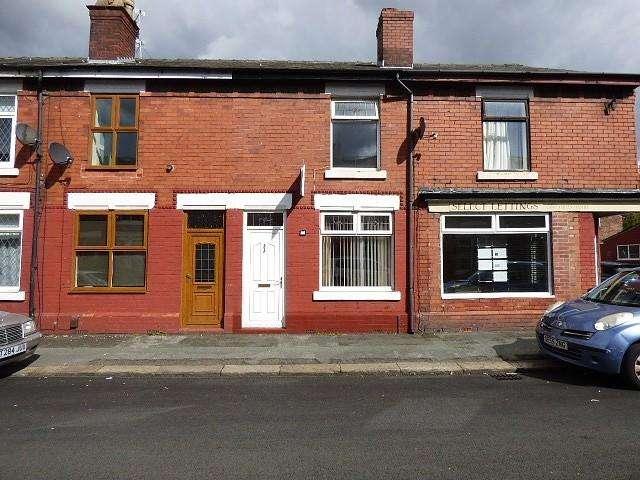 2 Bedrooms House for sale in Slater Street, Latchford, Warrington