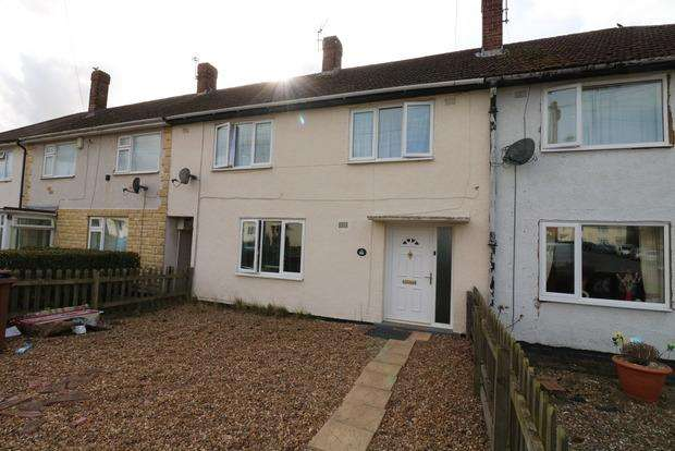 4 Bedrooms Town House for sale in Barker Crescent, Melton Mowbray, LE13