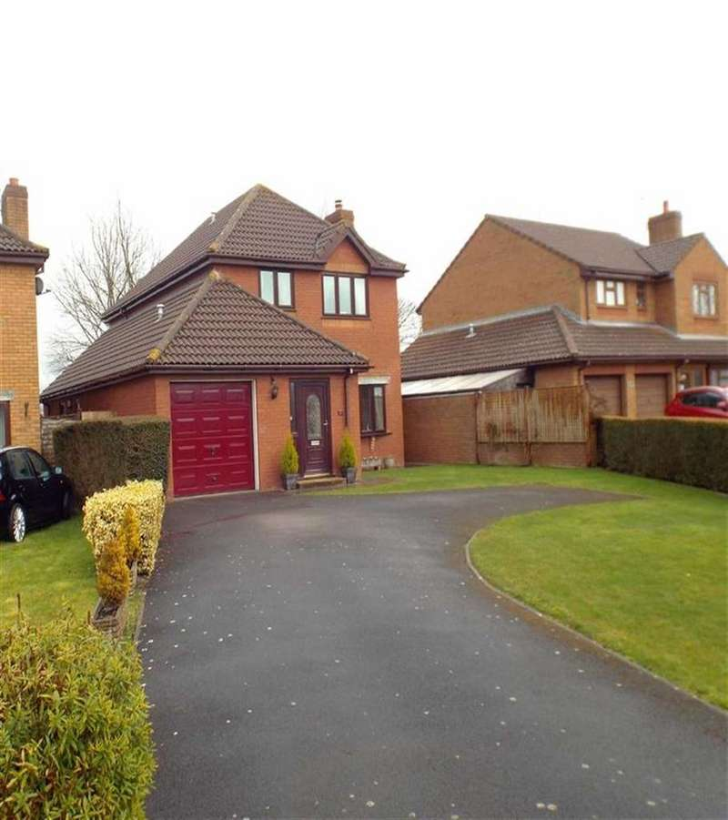 4 Bedrooms Detached House for sale in Conway Crescent, Burnham-on-Sea