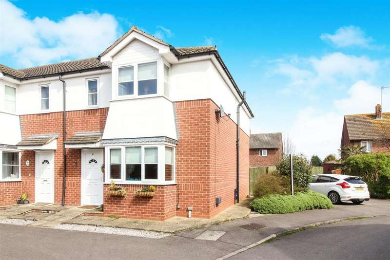 3 Bedrooms House for sale in Carnaby Close, Leconfield, Beverley