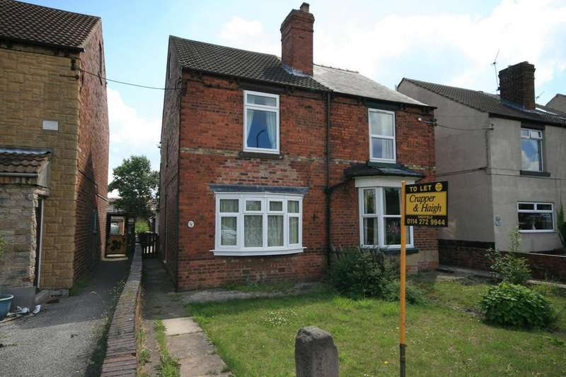 4 Bedrooms Semi Detached House for rent in Aughton Road, Swallownest, Sheffield S26