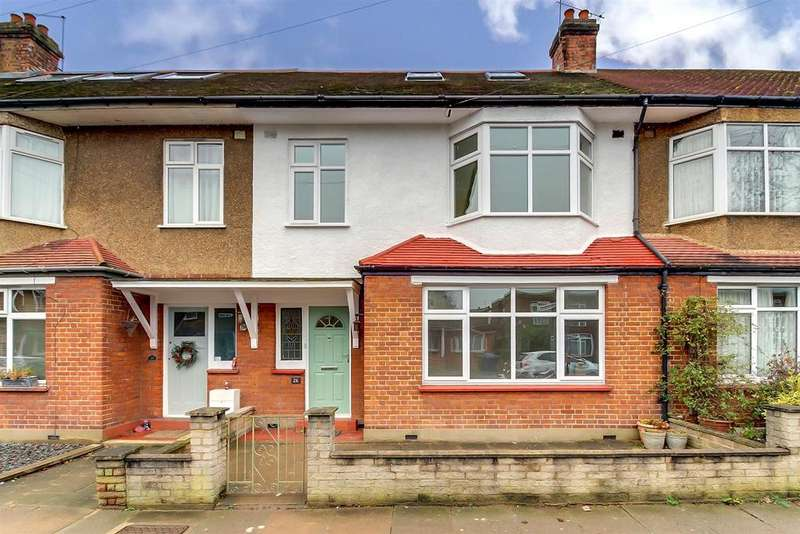 4 Bedrooms Terraced House for sale in Armfield Road, Enfield