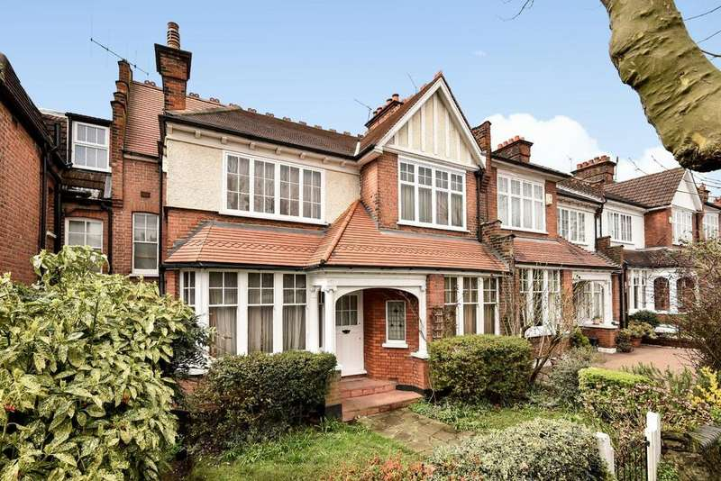 5 Bedrooms Terraced House for sale in Birchwood Avenue, Muswell Hill