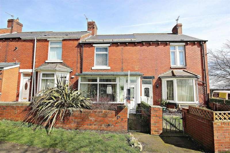 2 Bedrooms Terraced House for sale in Garden Terrace, Stanley