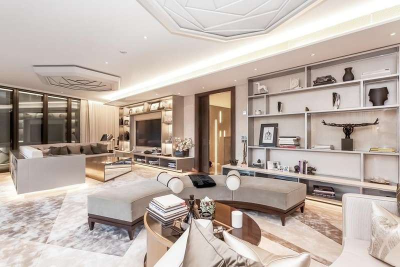 3 Bedrooms Flat for sale in One Hyde Park, Knightsbridge