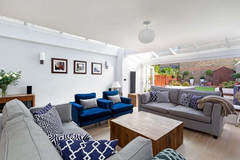 5 Bedrooms House for rent in Abbeville Road, Clapham, London, SW4