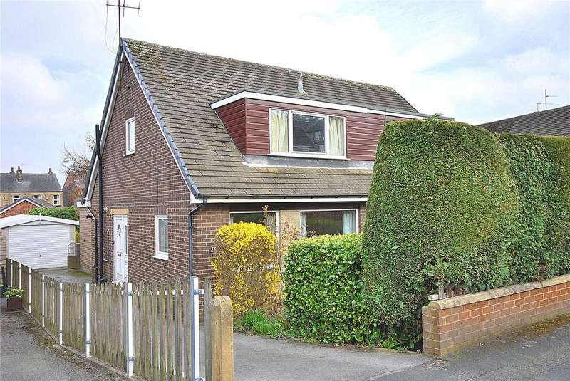 3 Bedrooms Semi Detached House for sale in Wheatley Drive, Mirfield, West Yorkshire, WF14