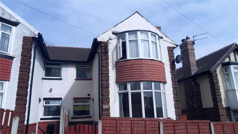 3 Bedrooms Semi Detached House for sale in Temple Road, Dewsbury, West Yorkshire, WF13