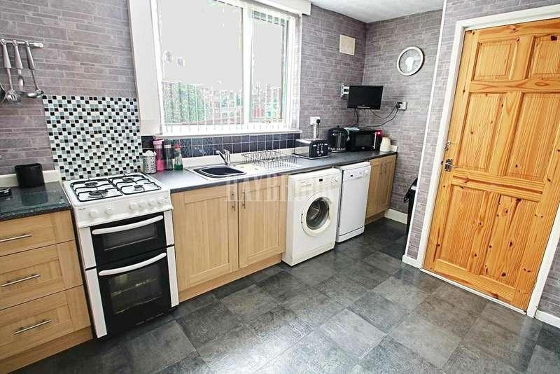 3 Bedrooms Semi Detached House for sale in Kilvington Crescent, Woodthorpe, S13