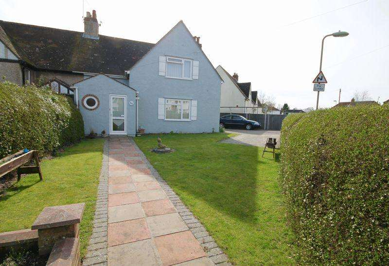 3 Bedrooms Semi Detached House for sale in Victoria Road, Emsworth