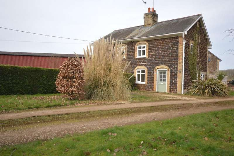 2 Bedrooms Cottage House for rent in Home Farm Cottage, Ryston