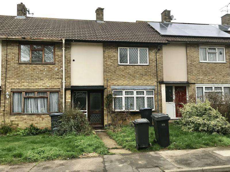 2 Bedrooms Terraced House for sale in Arkwrights, Harlow