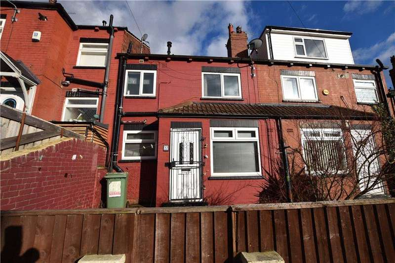 1 Bedroom Terraced House for sale in Barnbrough Street, Burley, Leeds
