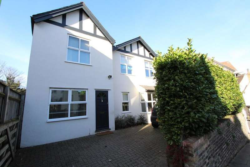 4 Bedrooms Detached House for sale in West Stockwell Street, Colchester, CO1