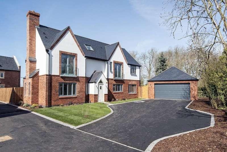 5 Bedrooms Detached House for sale in Hilltop House, Bishop's Acre, Lighthorne