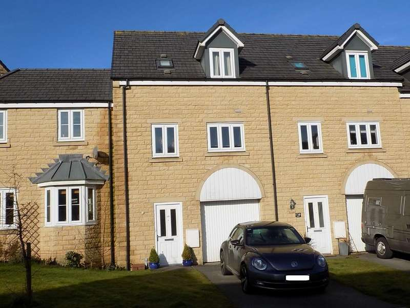 3 Bedrooms Town House for sale in Springdale, Buxton