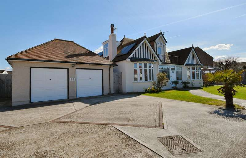 4 Bedrooms Detached House for sale in The Broadway, Herne Bay