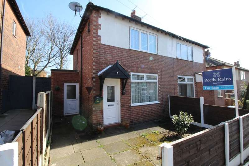 2 Bedrooms Semi Detached House for sale in Stream Terrace, Stockport, SK1