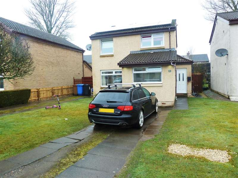 4 Bedrooms Detached House for sale in Windsor Drive, Dunipace