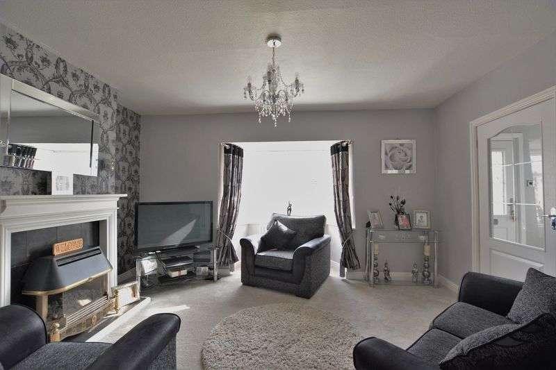 3 Bedrooms Property for sale in Garth Road, Workington