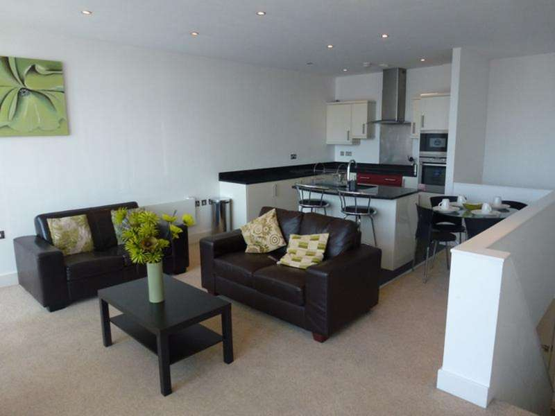 2 Bedrooms Apartment Flat for rent in The Axis, Wollaton Street NG1