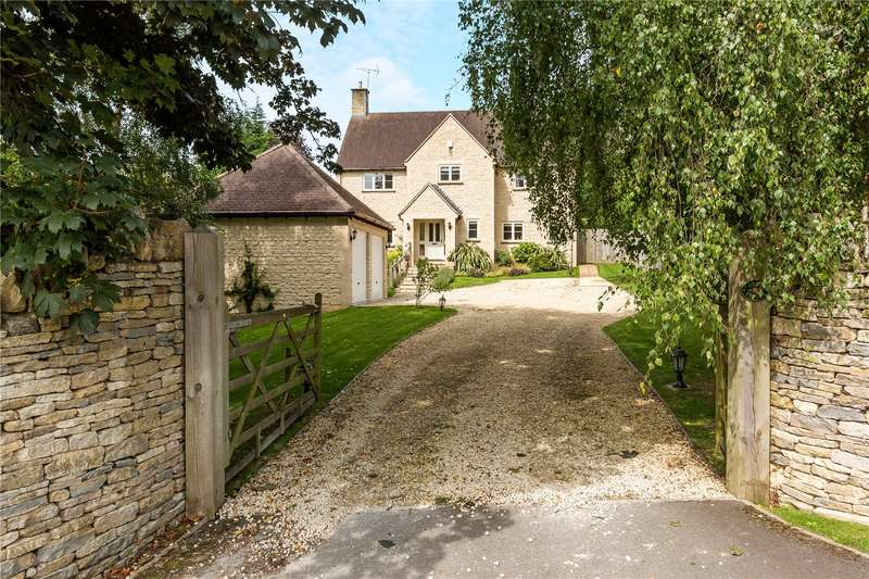 5 Bedrooms Detached House for sale in Stamages Lane, Painswick, Stroud, Gloucestershire, GL6