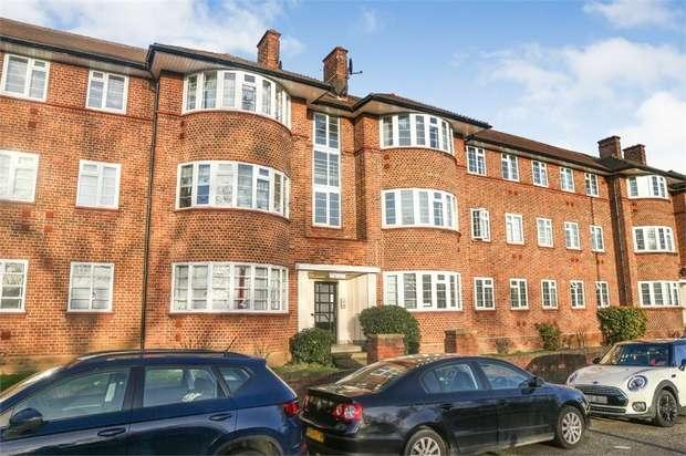2 Bedrooms Flat for sale in Beaufort Park, London