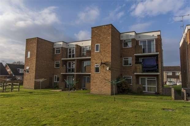 2 Bedrooms Flat for sale in Bracken Crescent, Bishopstoke, EASTLEIGH, Hampshire
