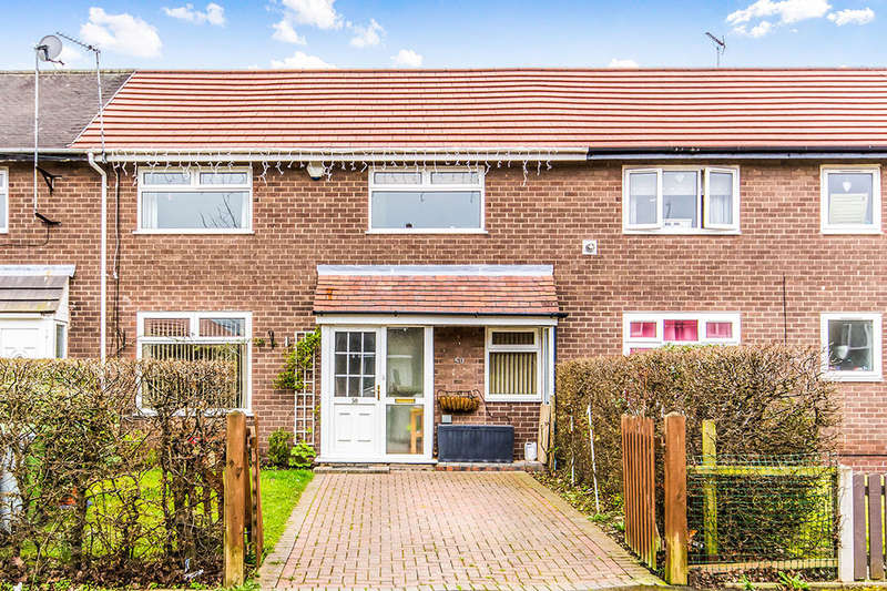 3 Bedrooms Terraced House for sale in Delamere Road, Handforth, Wilmslow, SK9