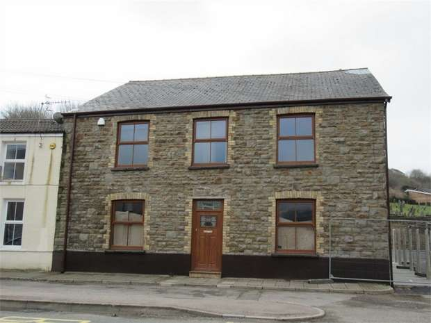 5 Bedrooms End Of Terrace House for sale in Bethania Street, Maesteg, Maesteg, Mid Glamorgan