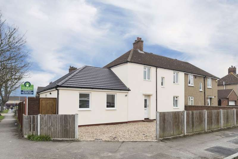5 Bedrooms Semi Detached House for sale in St. Clements Avenue, West Thurrock, RM20