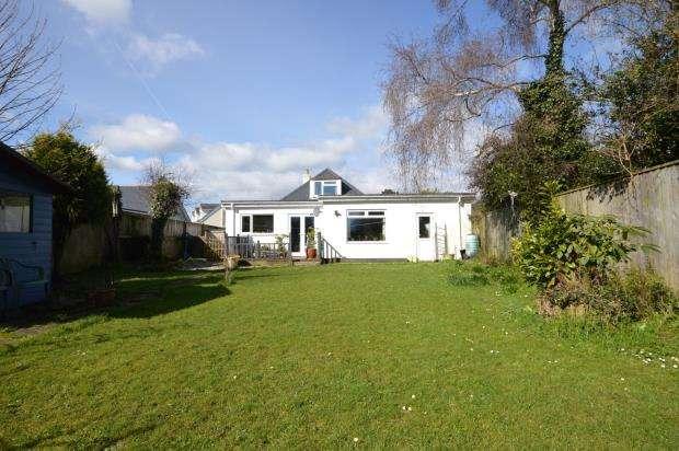 3 Bedrooms Detached Bungalow for sale in Summerhill Road, Liverton, Newton Abbot, Devon