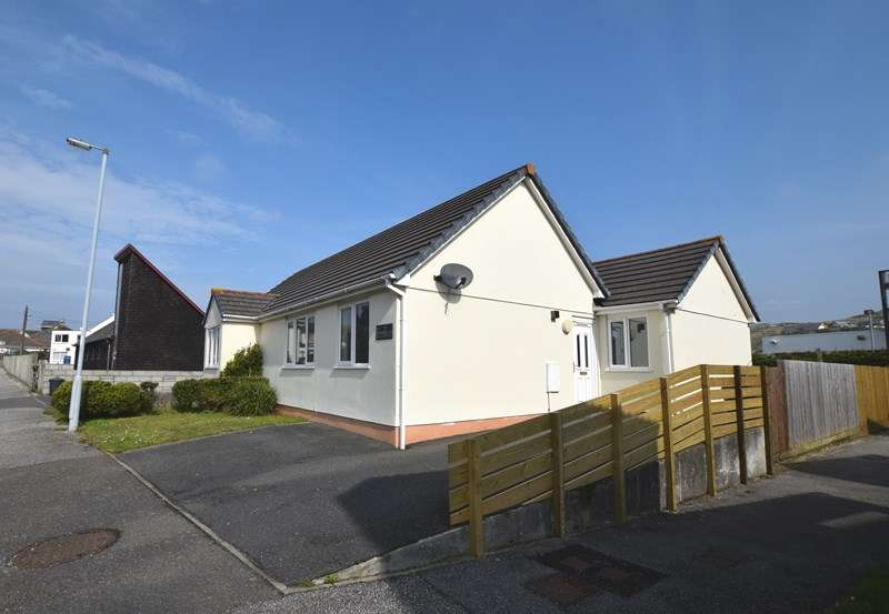 3 Bedrooms Semi Detached Bungalow for sale in Wheal Leisure, Perranporth