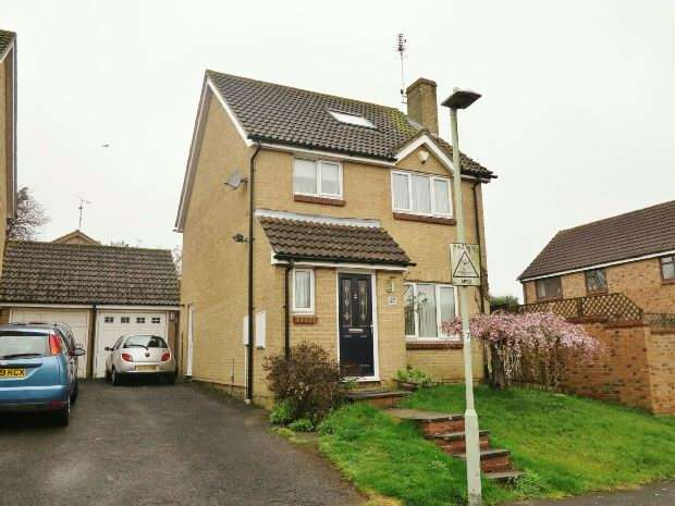 4 Bedrooms Detached House for sale in Egremont Drive, Lower Earley, Reading,