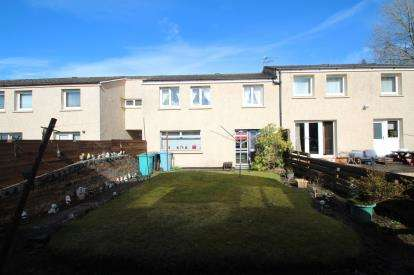 3 Bedrooms Terraced House for sale in Hawthorn Road, Cumbernauld
