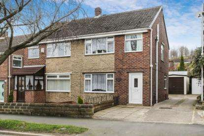 3 Bedrooms Semi Detached House for sale in Newman Drive, Sheffield, South Yorkshire